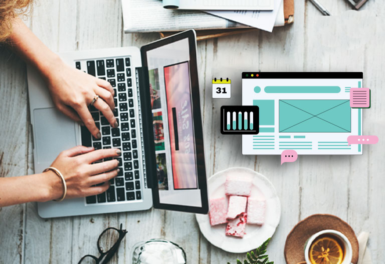 what is landing page for a website thumbnail image